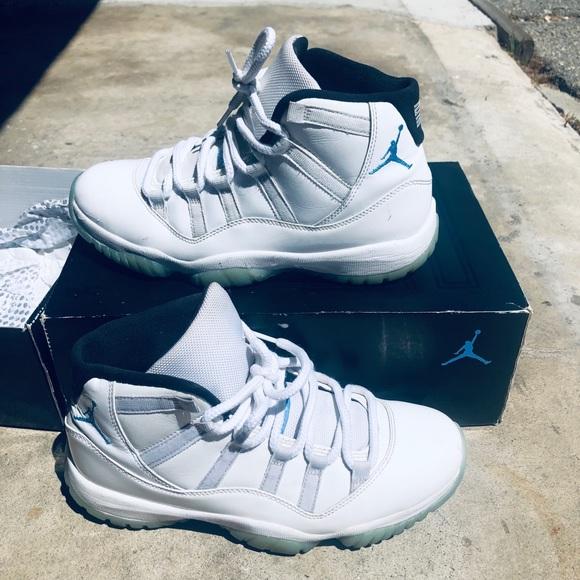 Jordan Shoes - Air Jordan 11s -Legend Blues